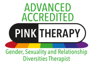 About me. Advanced Pink Therapy Accreditation