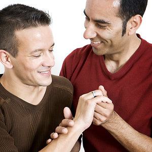 LGBTQ specific therapy . Gay Couple